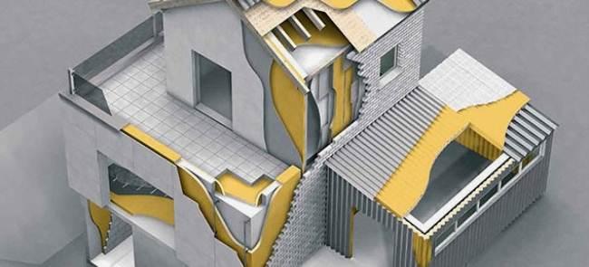 عایق کاری ساختمان