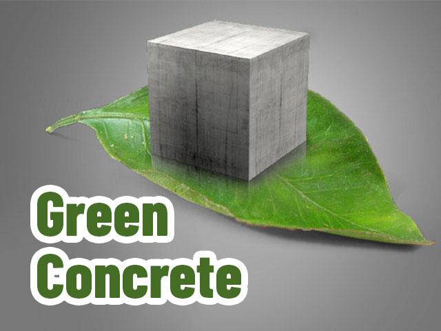 بتن سبز
