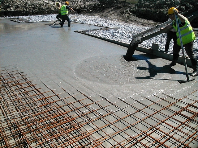 بتن خود تراکم ( Self Compacting Concrete)