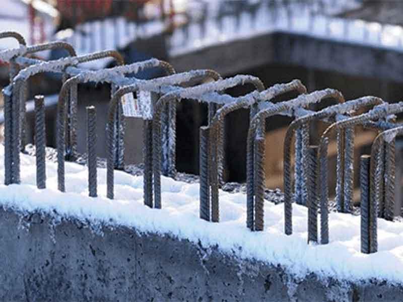 نکاتی-برای-ریختن-بتن-در-هوای-سرد